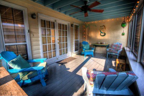 mobilier veranda